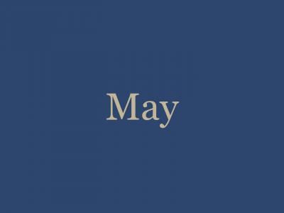 May '20
