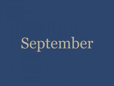 September '20